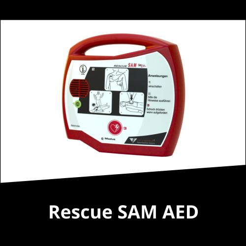 Rescue SAM AED