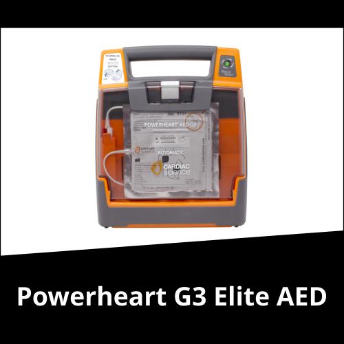 Powerheart G3 Elite AED
