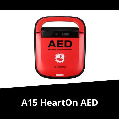 A15 HeartOn AED