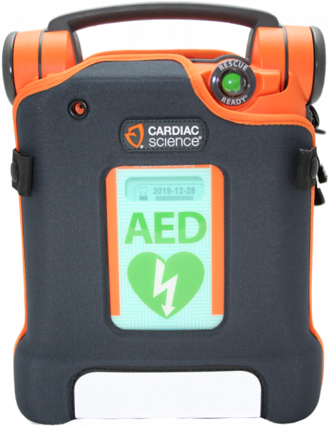 Cardiac Science Powerheart G5 AED Premium Tasche