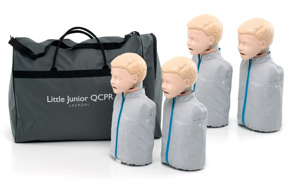 Laerdal Little Junior QCPR 4er Pack