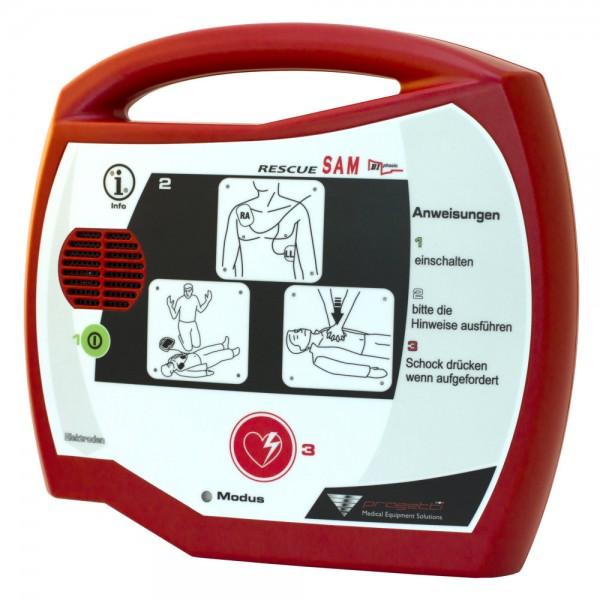 Progetti Rescue SAM AED Halbautomat