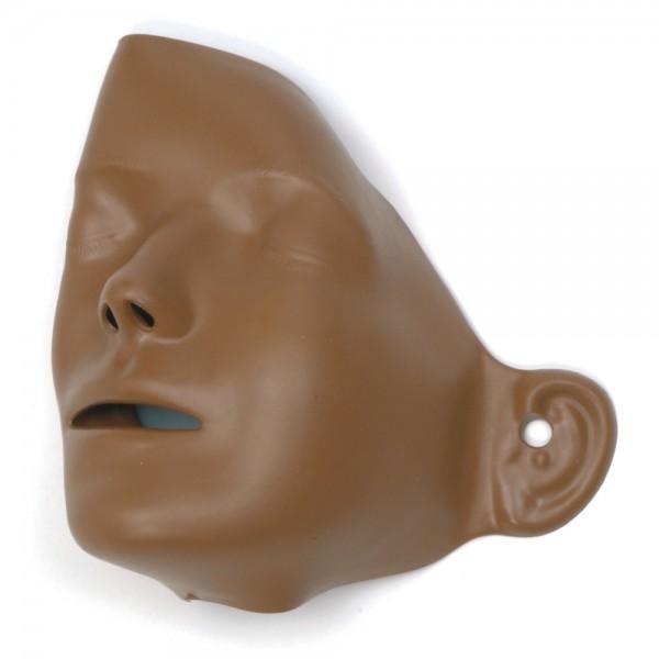 Laerdal Gesichtsteile Resusci Anne QCPR (dunkel) VE 6 Stück