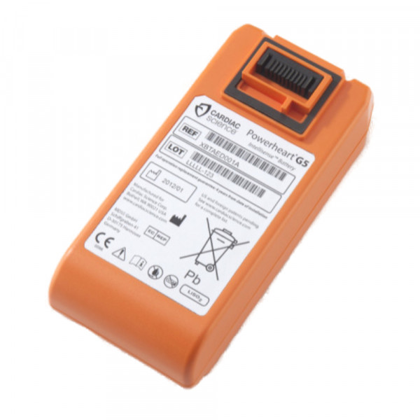 Cardiac Science IntelliSense G5 AED Lithium Batterie