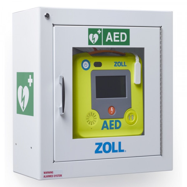 ZOLL AED 3 Wandschrank Version 3 Surface