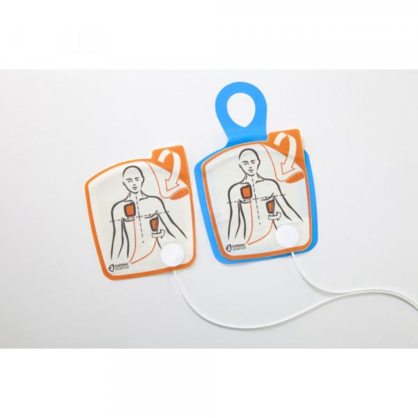 Cardiac Science IntelliSense G5 AED Elektroden für Erwachsene