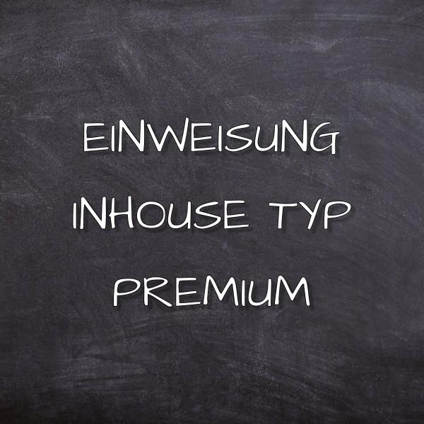 AED Einweisung gem. MPBetreibV. Inhouse Typ Premium