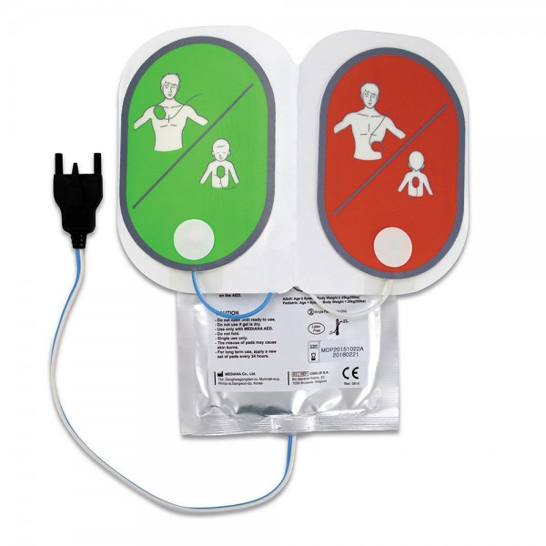 MEDIANA A15 Elektrode für Erwachsene und Kinder
