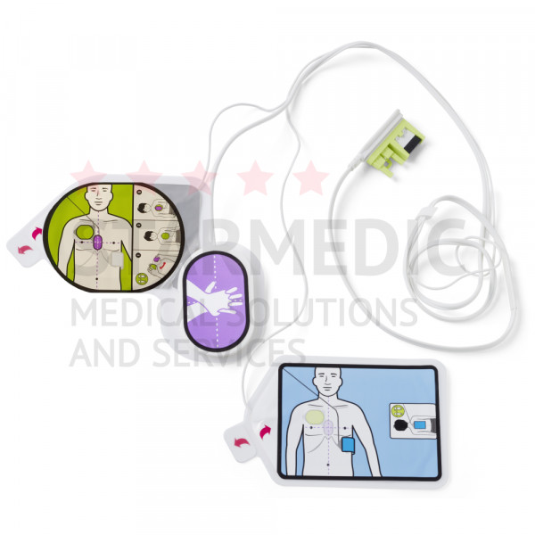 ZOLL AED 3 CPR Uni padz II Universal Elektrode
