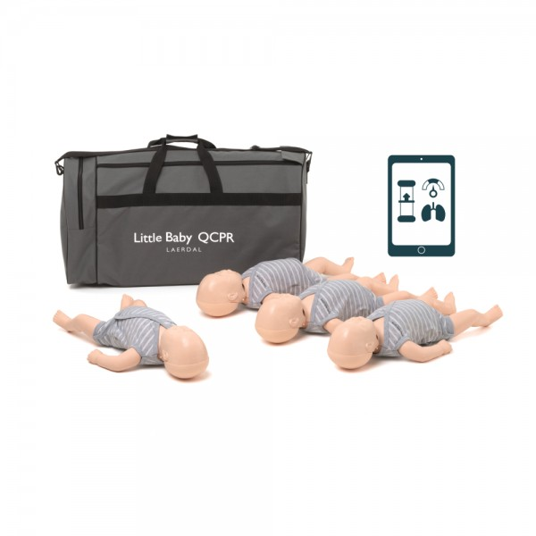 Laerdal Little Baby QCPR 4er Pack