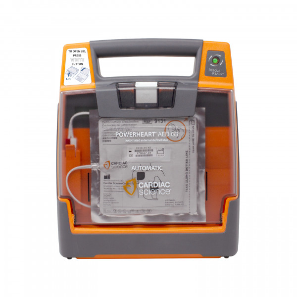 ZOLL Powerheart G3 Elite AED Vollautomat