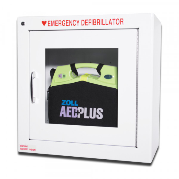 ZOLL AED Plus Wandschrank Version 3 Surface