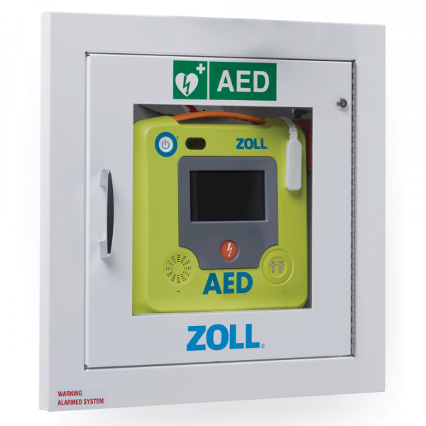 ZOLL AED 3 Wandschrank Version 1 Flush