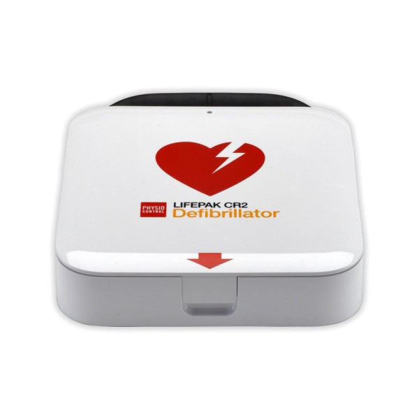 Physio Control LIFEPAK CR2 AED Vollautomat mit Hardshelltasche