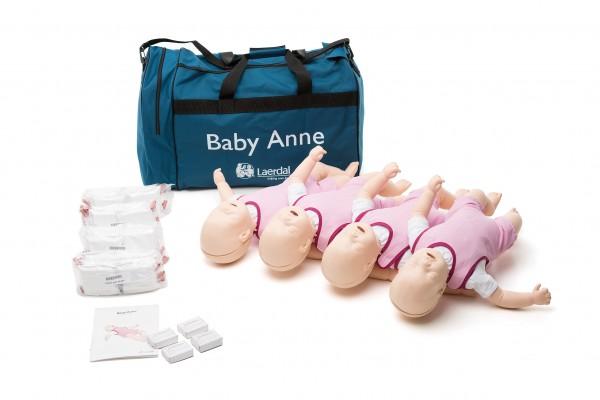 Laerdal Baby Anne 4er Pack