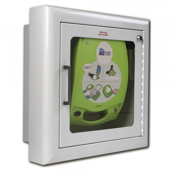 ZOLL AED Plus Wandschrank Version 2 Recess