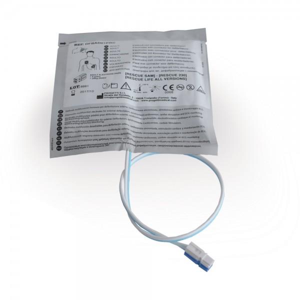 Progetti Rescue SAM AED Elekrodenpads Erwachsene